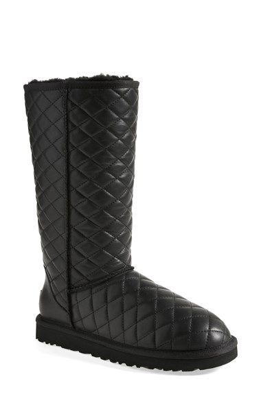 ae3caa2df186 UGG® Australia  Classic - Tall  Diamond Quilted Boot (Women) available at   Nordstrom