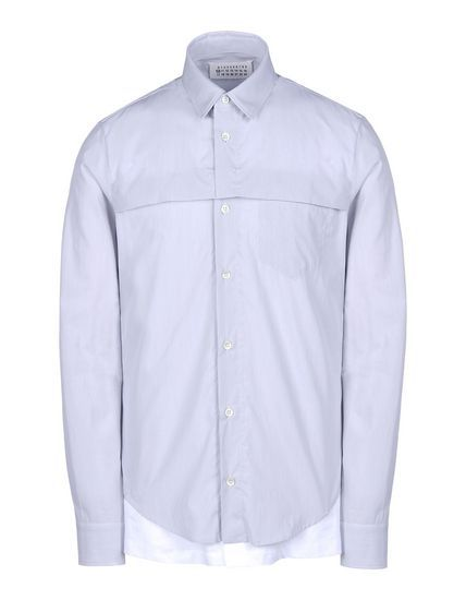 3eeea00deb5 Рубашка с длинным рукавом Для Мужчин - MAISON MARTIN MARGIELA 10 ...