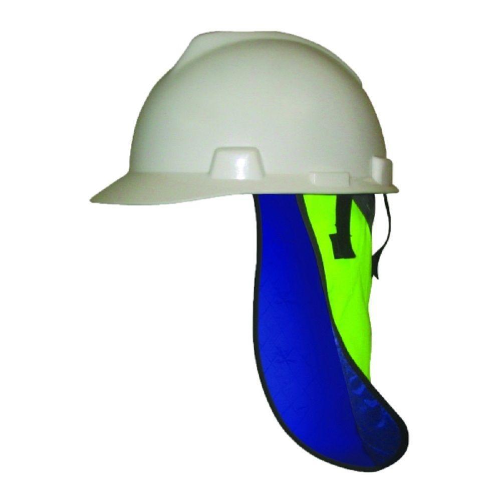 Hyperkewl Men S Evaporative Cooling Neck Shade Hard Hat Liner Hi