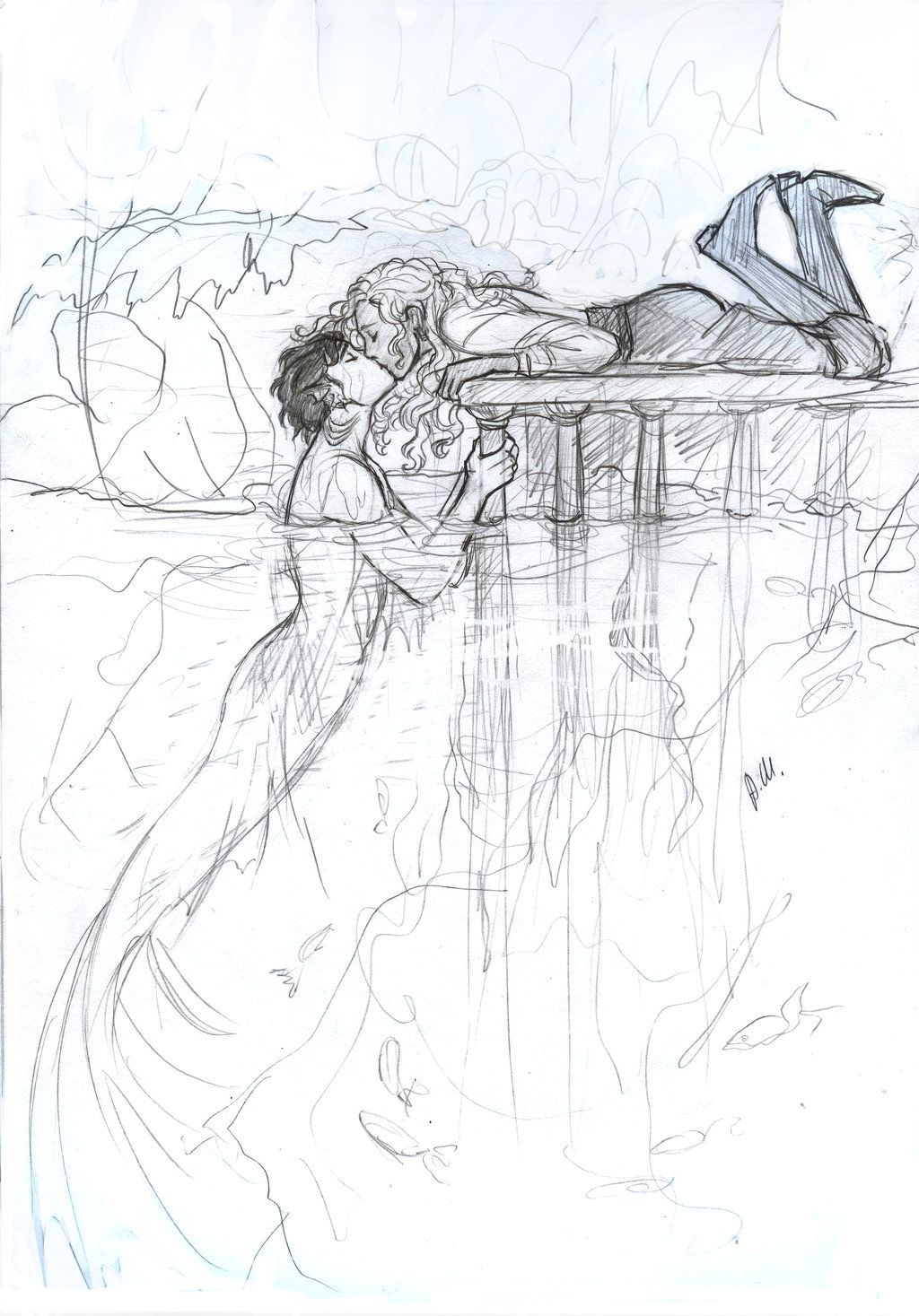 Persy and Annabeht by drakonarinka.deviantart.com on @deviantART