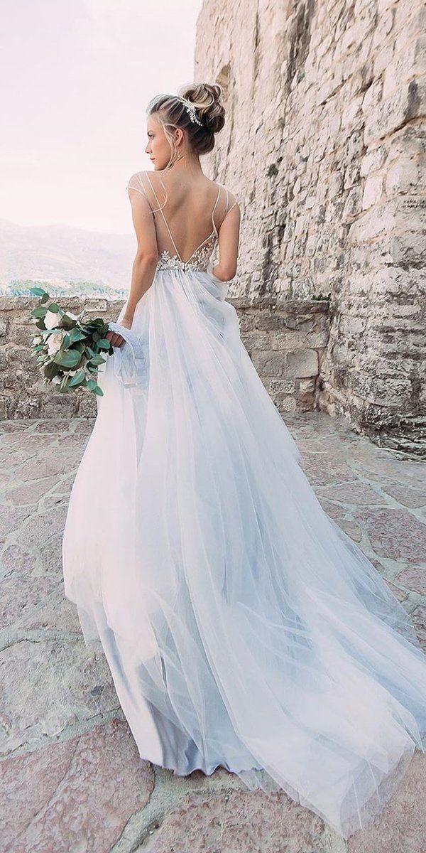 Photo of 30 Sophicticated Backless Wedding Dresses | Wedding Forward
