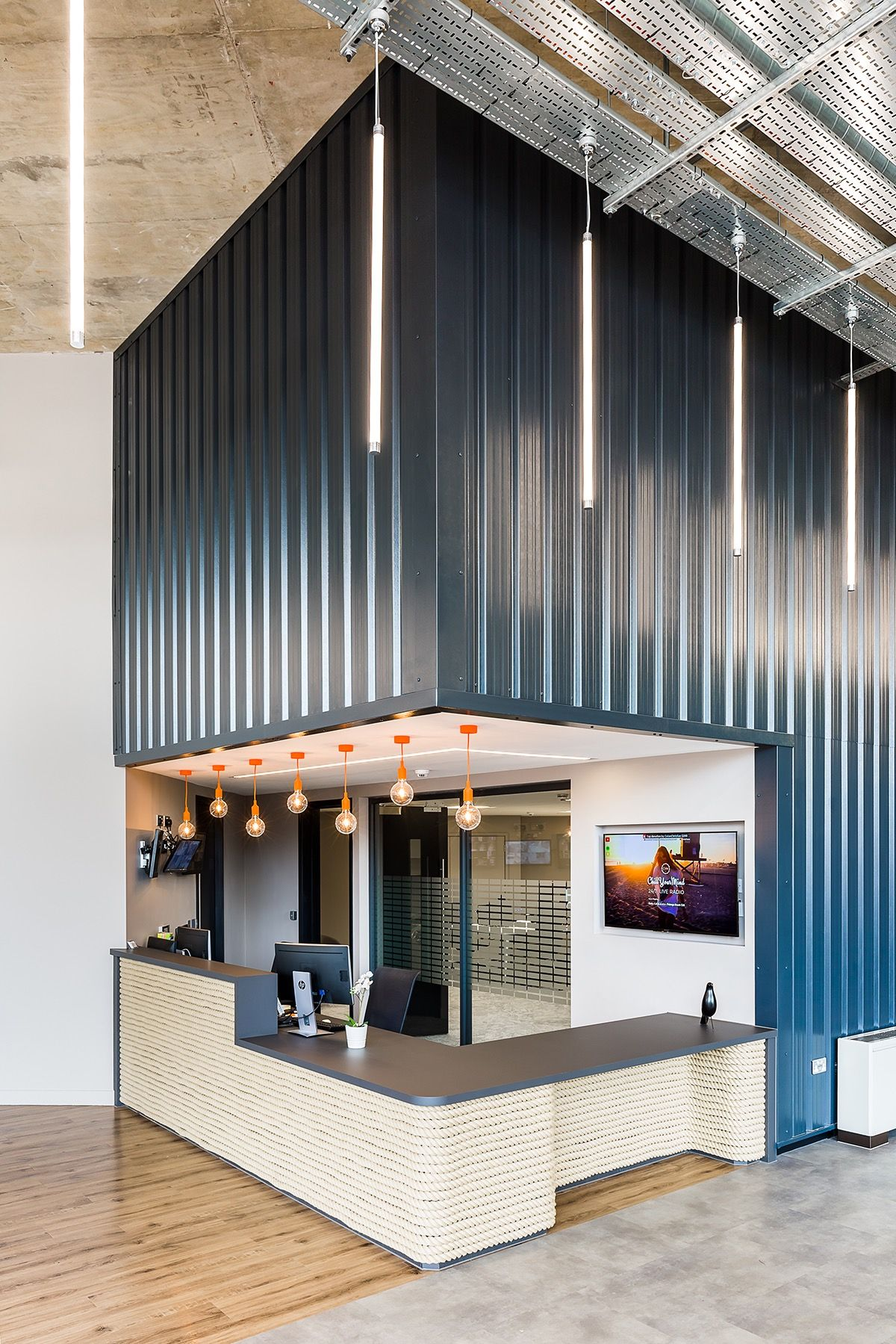 A Look Inside Pioneers Point's London Campus Commercial