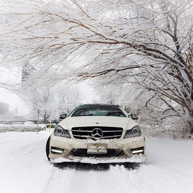 Mercedes Benz C350 coupé