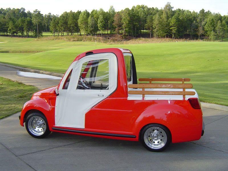 Lido Golf Cart Truck Vacation Home Golf Cart Body Kits Golf