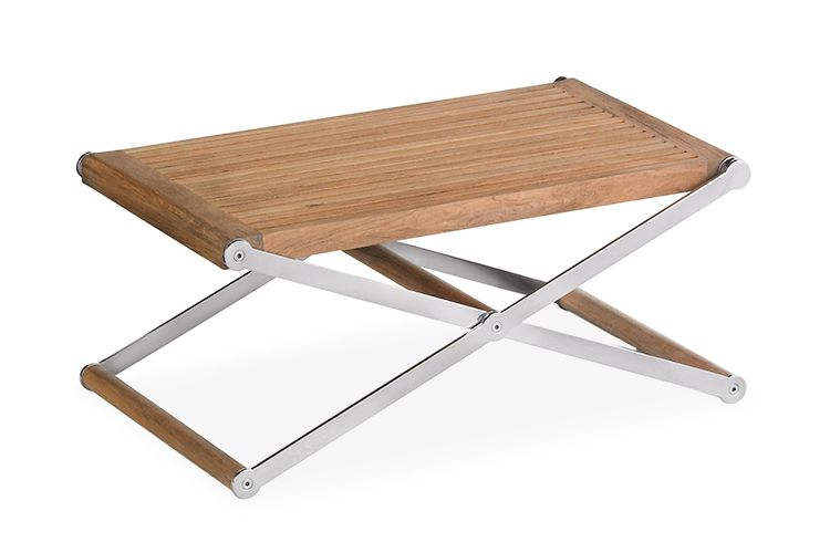 Link Outdoor Folding Low Drink Table Mobiliario