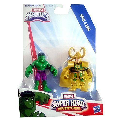 PlaySkool Heroes Marvel Super Hero Adventures Blind Bag Series 2
