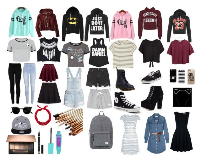 """my fav"" by magcon4life08 on Polyvore featuring American Eagle Outfitters, Stussy, WithChic, Monki, Madewell, Wolford, H&M, Zara, Topshop and Converse"