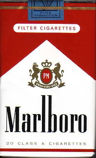 Marlboro Soft Pack Smoked A Lot Of These In My Youth