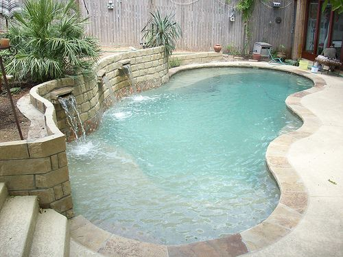 Fiji 1a Viking Pools Free Form Design C Squared Fiberglass Pools Lewisville Tx Viking Pools Pool Designs Backyard Pool Designs
