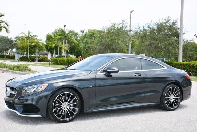 2015 Mercedes Benz C Class Coupe C180 Be Coupe A T Edition C