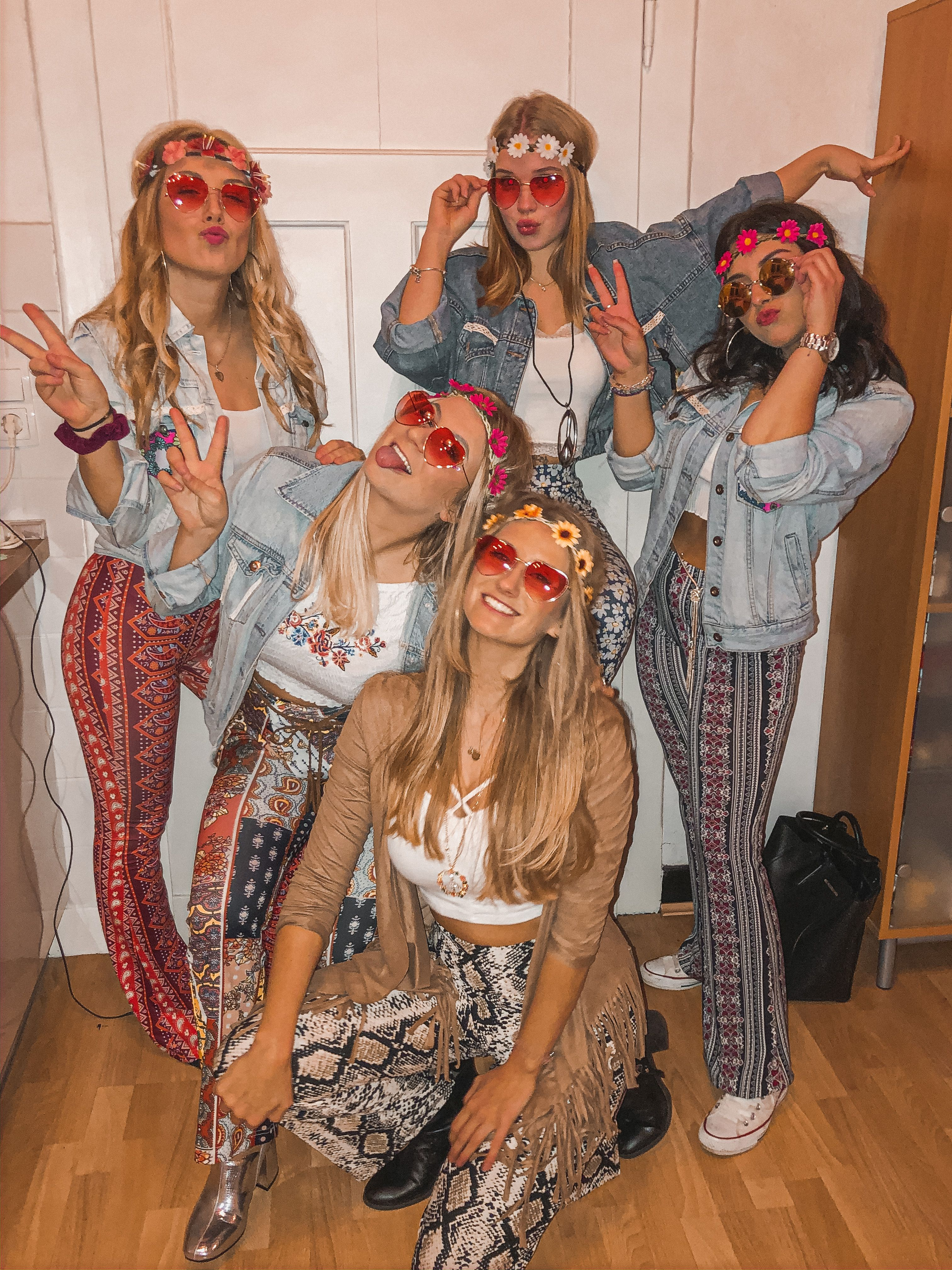 Best Halloween Costumes For A Group Of 5