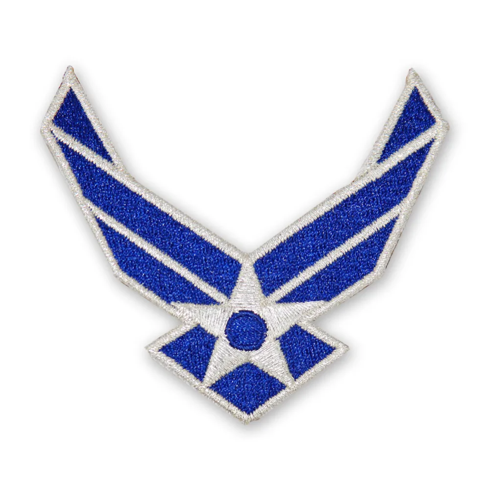 AIR FORCE WINGS LOGO PATCH in 2020 Wings logo, Patch
