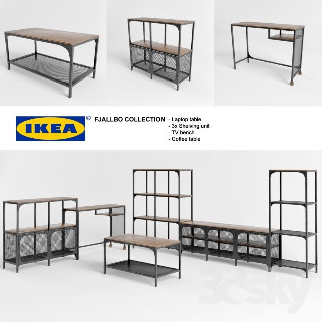 IKEA FJALLBO COLLECTION