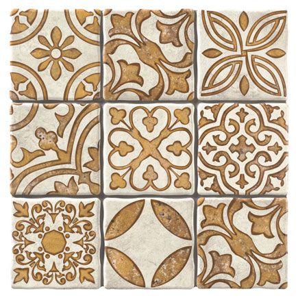 Serie Monza Leroy Merlin Rectangles Design Background Tile Ceramic Tiles