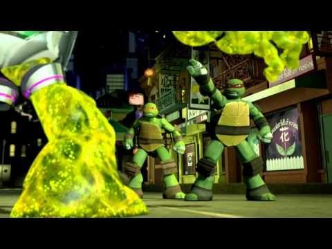 """Teenage Mutant Ninja Turtles """"Mutagen Man"""" - YouTube"""