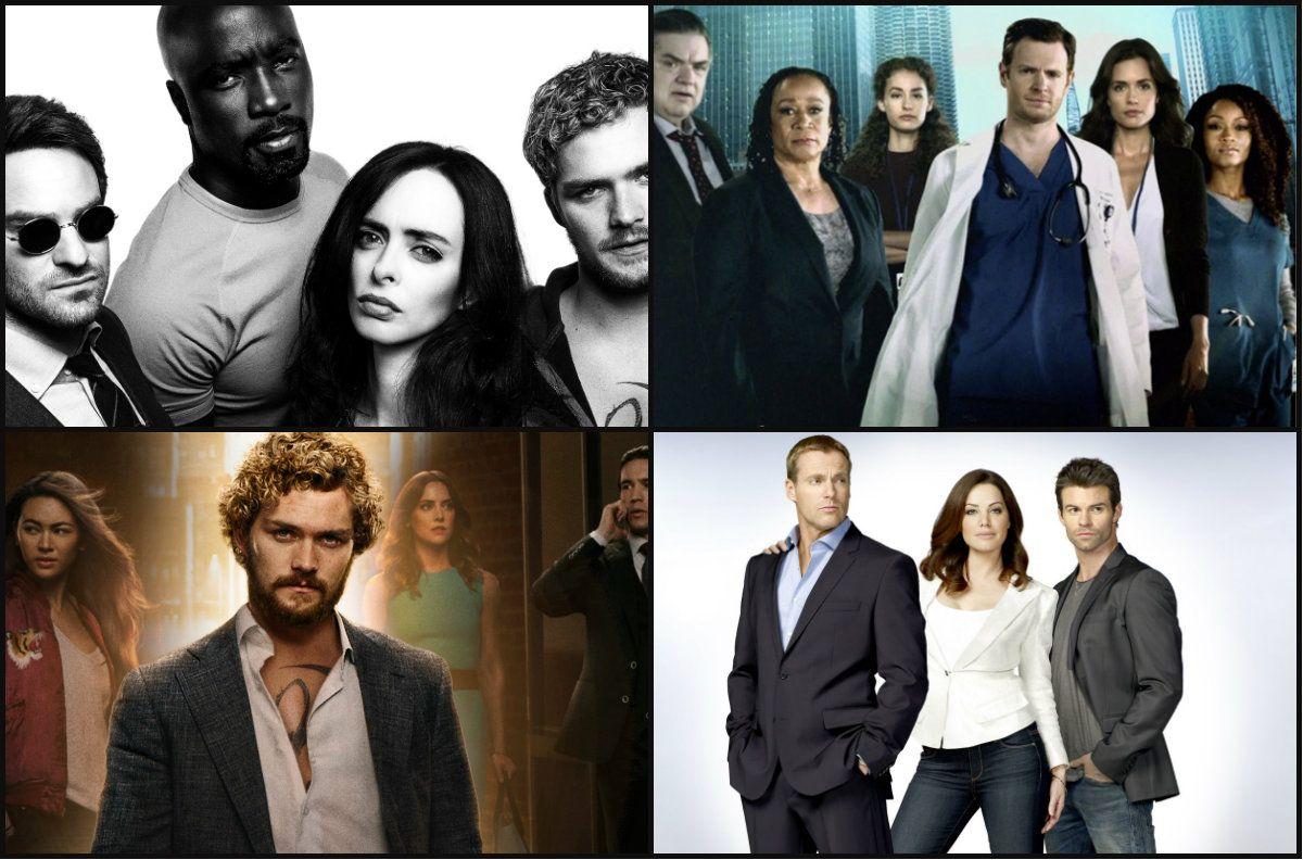 Euzinha, a louca dos seriados, acompanho umas 100 séries ao mesmo tempo, sim, sou meia viciada sabe? No mês de agosto assisti 6 séries...