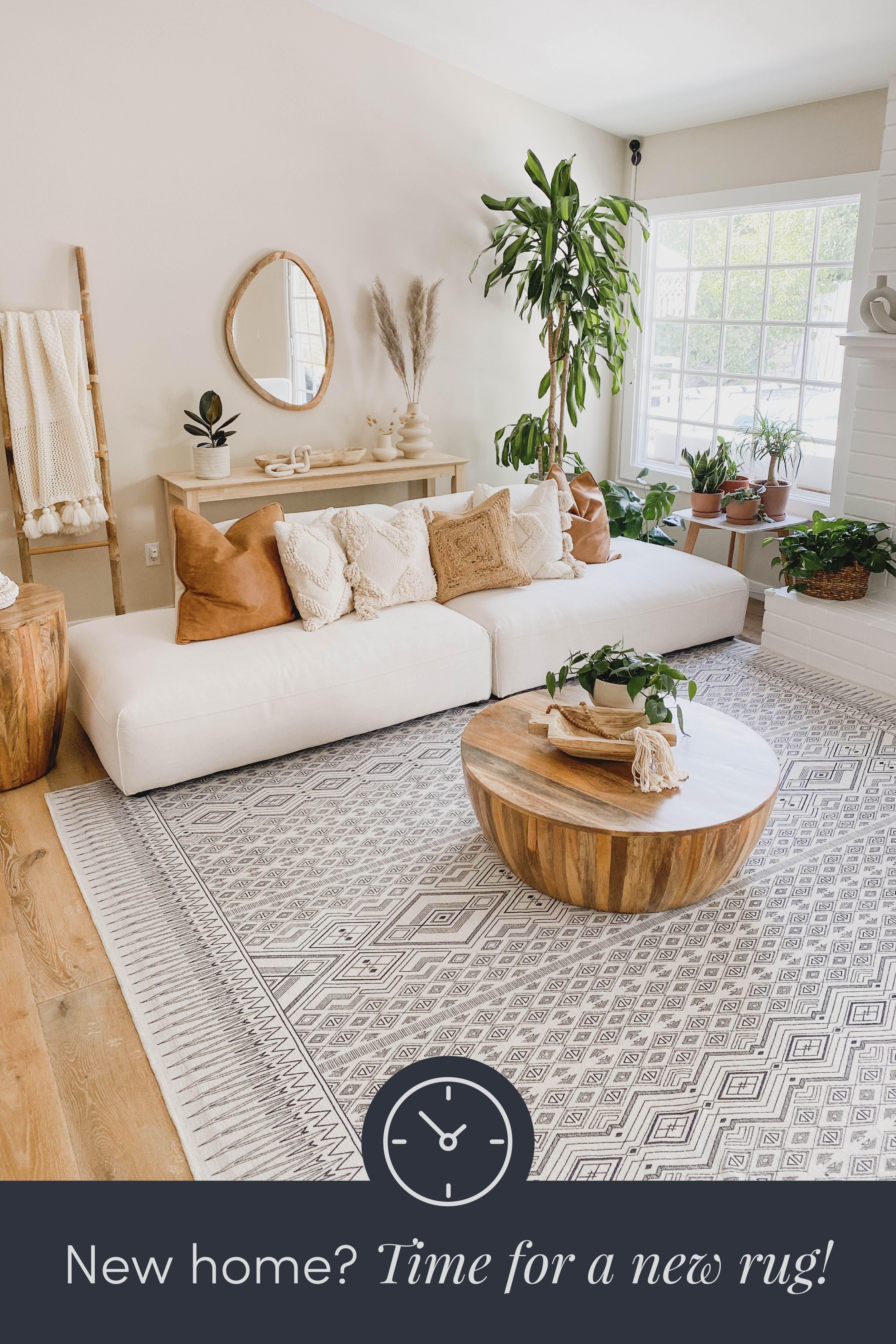 10 Most Popular Washable Living Room Rug
