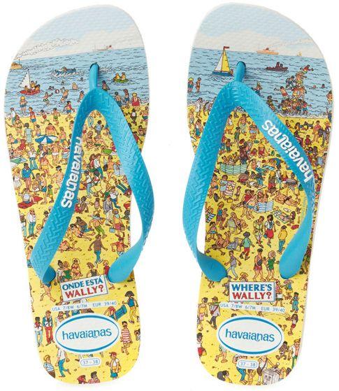 304f154fff56 Havaianas Where s Wally Flip Flops