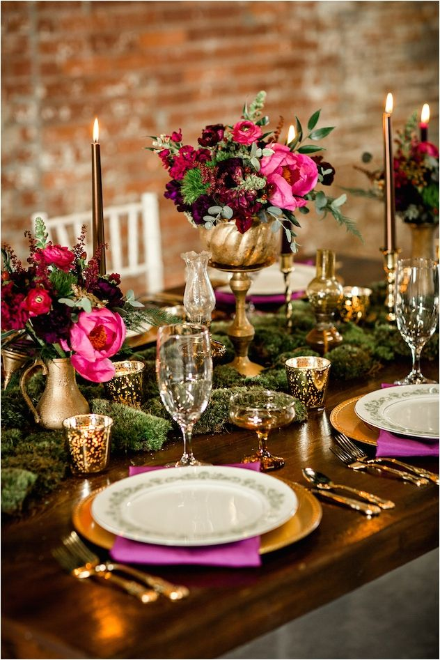 70+ Elegant Wedding Table Settings Ideas 2017 | Pinterest | Table ...