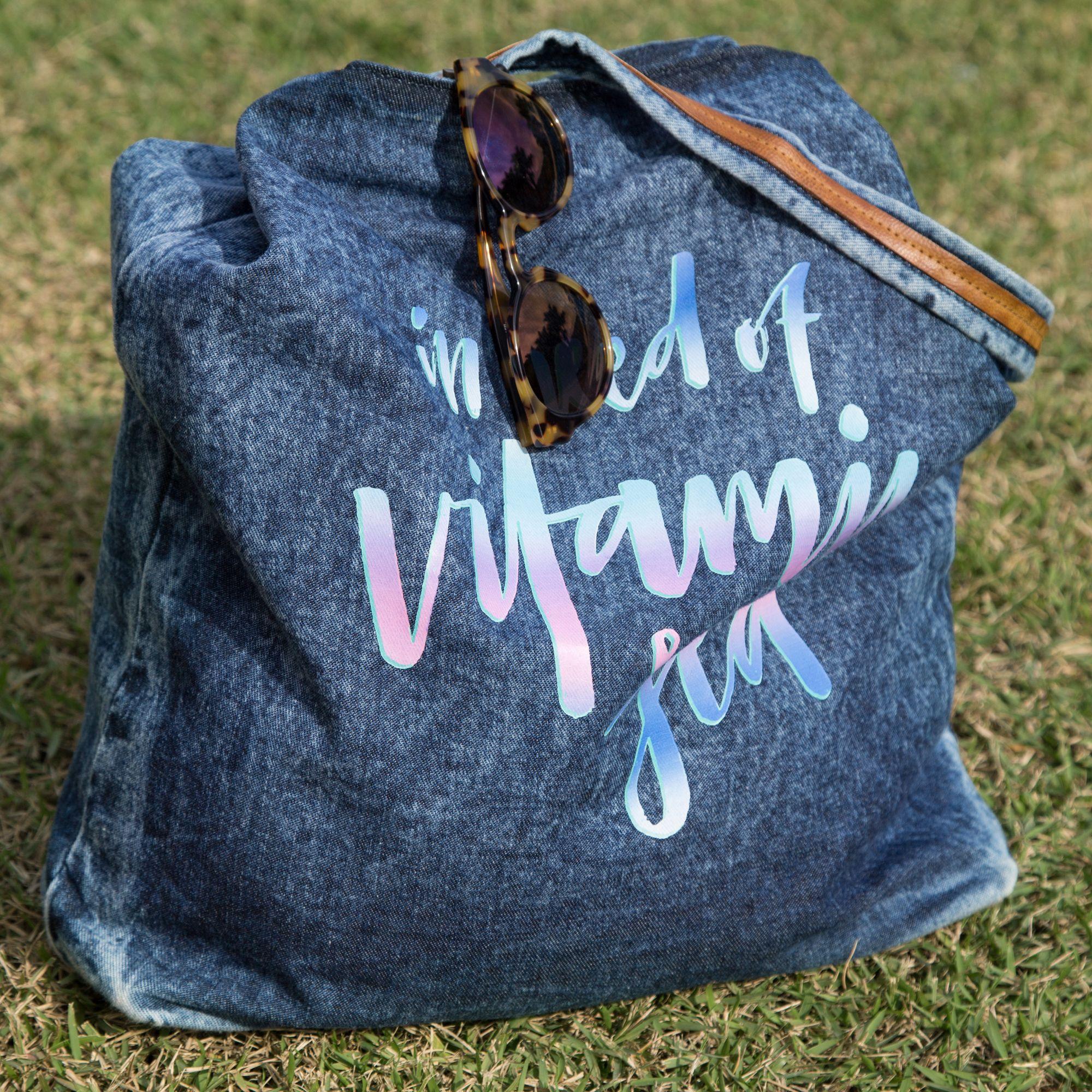 LIVE! Acessórios • Beach • Bolsa Vitamin Sea | #accessories #beach #summer