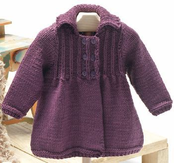 photo modele tricot manteau bebe gratuit