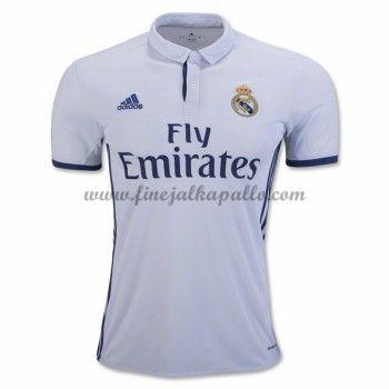 Jalkapallo Pelipaidat Real Madrid 2016-17 Kotipaita