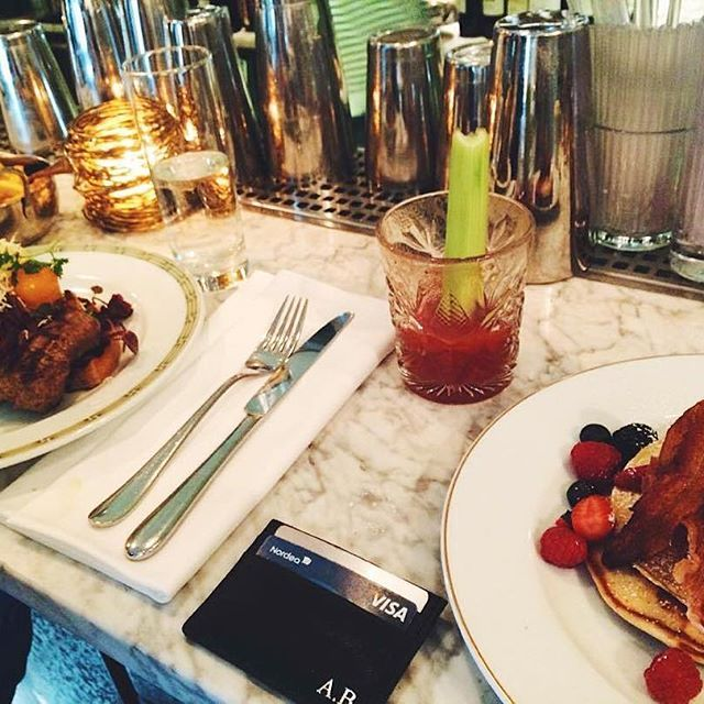 It's never too early or too late for Bloody Mary..  Photo: @stoxbellie  #deriwe