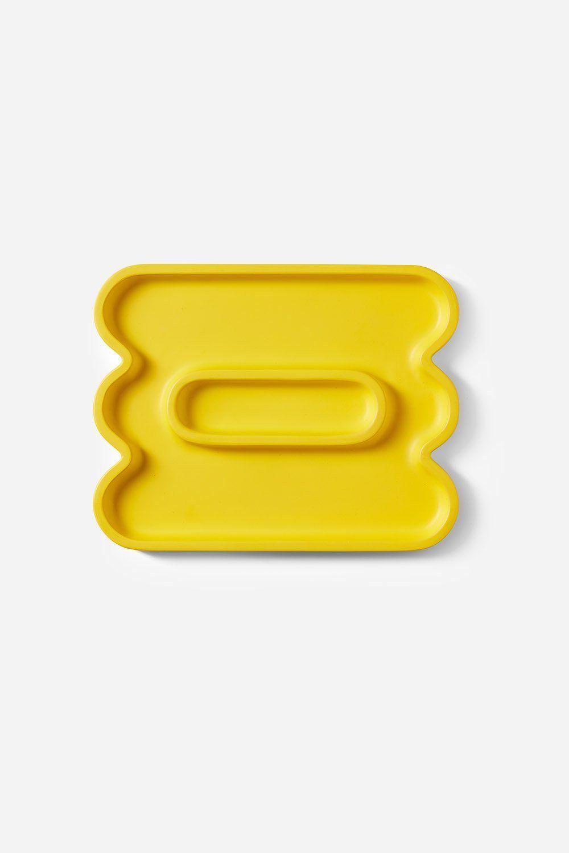 Yellow Templo Tray
