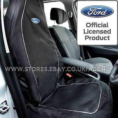 Richbrook Ford Official Car Front Seat Airbag Ok Waterproof Cover Protect