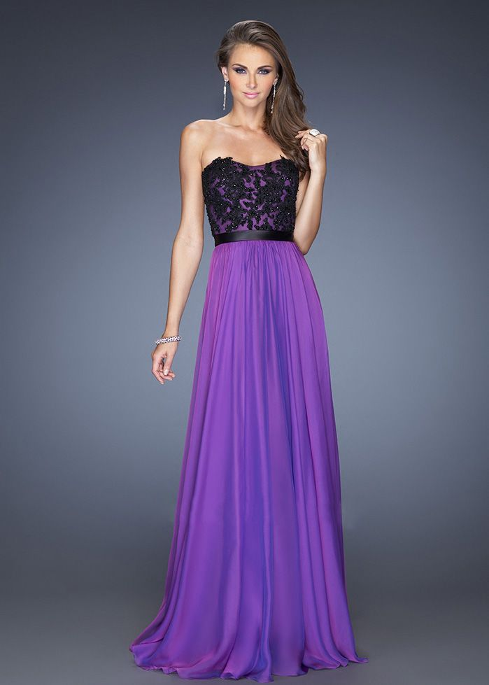 hitapr.net long purple prom dresses (09) #purpledresses | Dresses ...