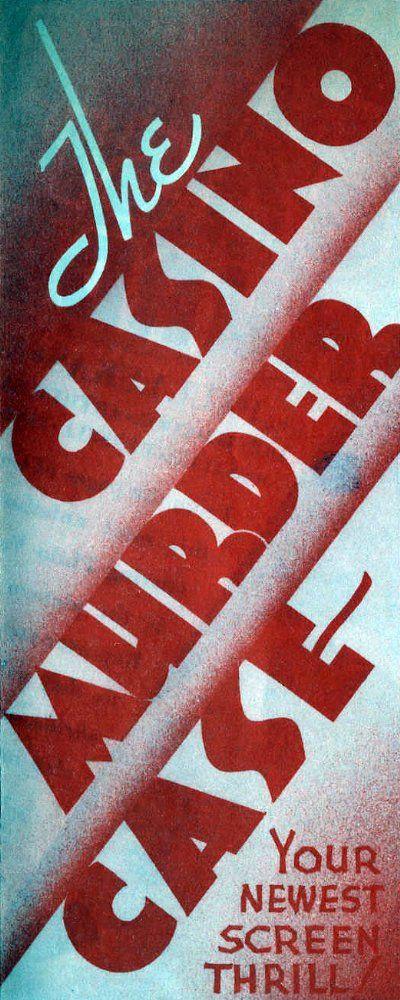 Download The Casino Murder Case Full-Movie Free