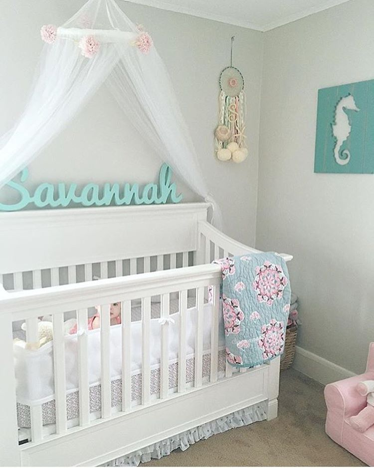 Cute Nursery Idea For My Future Baby Daughter