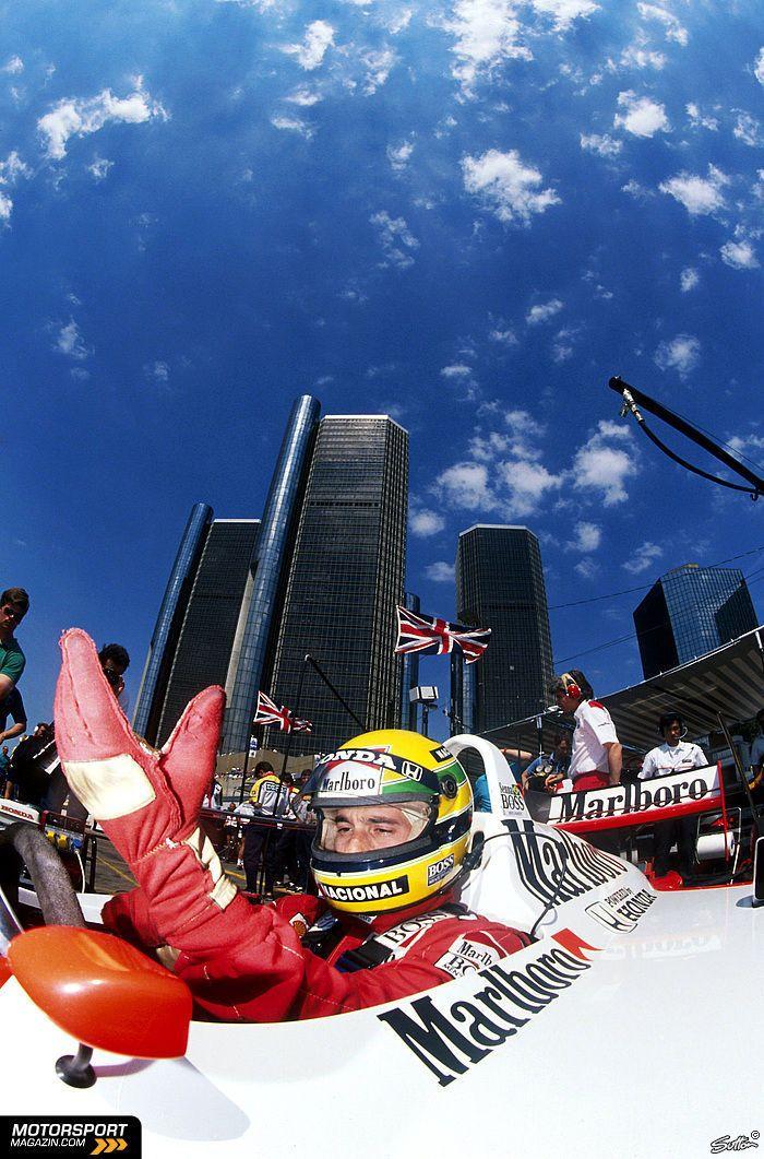 THE Magic Ayrton Senna de Ca Nard Ayrton senna, Ayrton