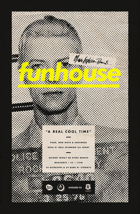Funhouse by Michael George Haddad.