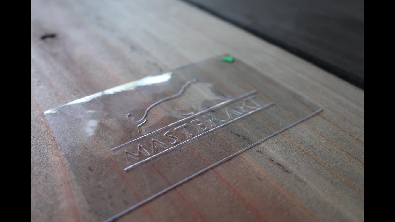Custom Stencils - Thanks for the order Master Art! // Stencil Designs // DIY Projects // Wall Stencils // Letter Stencils // Custom Stencils