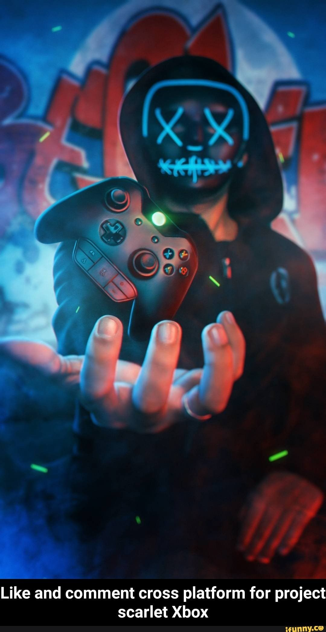 Like And Comment Cross Platform For Project Scarlet Xbox Like And Comment Cross Platform For Project Scarlet Xbox Ifunny Game Wallpaper Iphone Bape Wallpaper Iphone Gaming Wallpapers