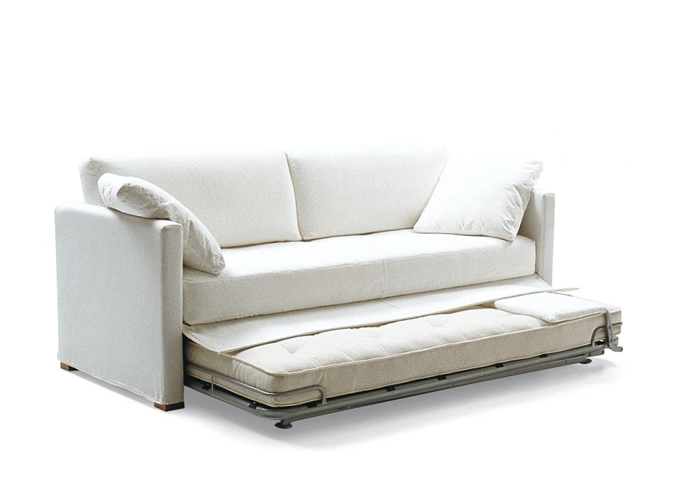 Ideal For A Modern And Friendly Atmosphere Sofa Beds In White