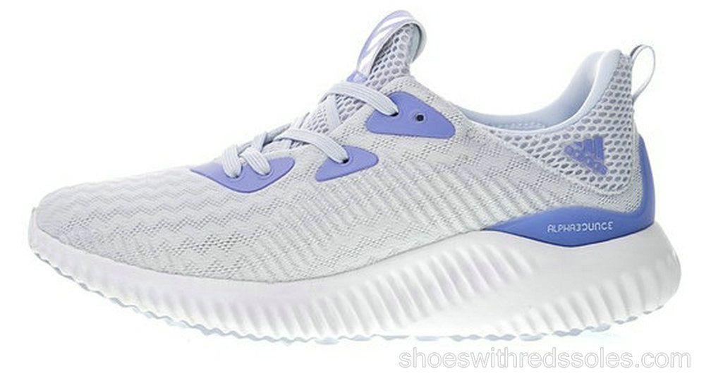 separation shoes 1b6cf 6c91e adidas Alphabounce Parley Carbon CQ0784 blue spirit