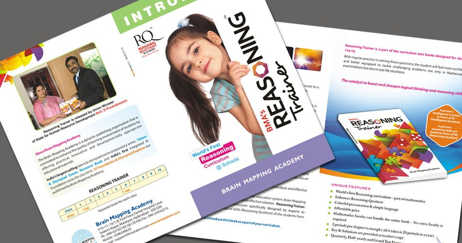 Education Brochure Design Education Leaflet Design School