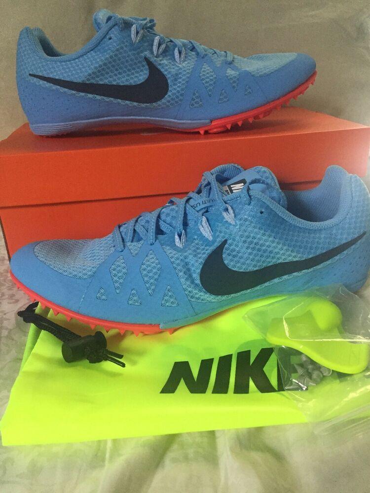 Nike Zoom Rival MD 8 Blue Track \u0026 Field