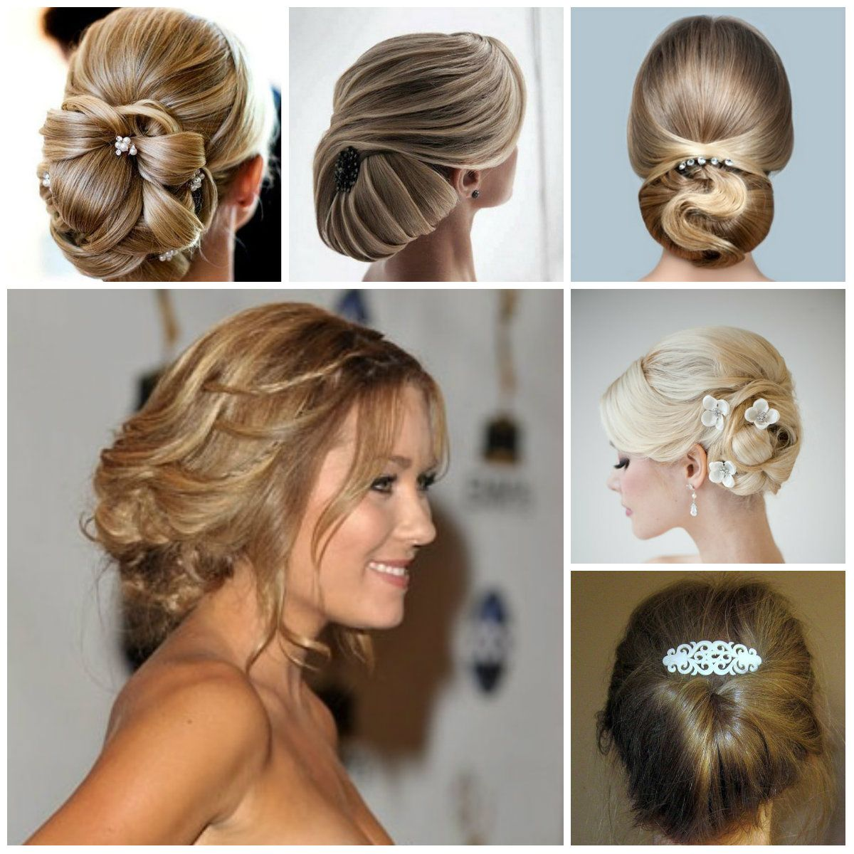 hottest chignon hairstyles 2017 | haircuts, hairstyles 2017 and