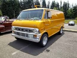 Image Result For 1970 Ford Econoline E 300 Van Ford Van Vans
