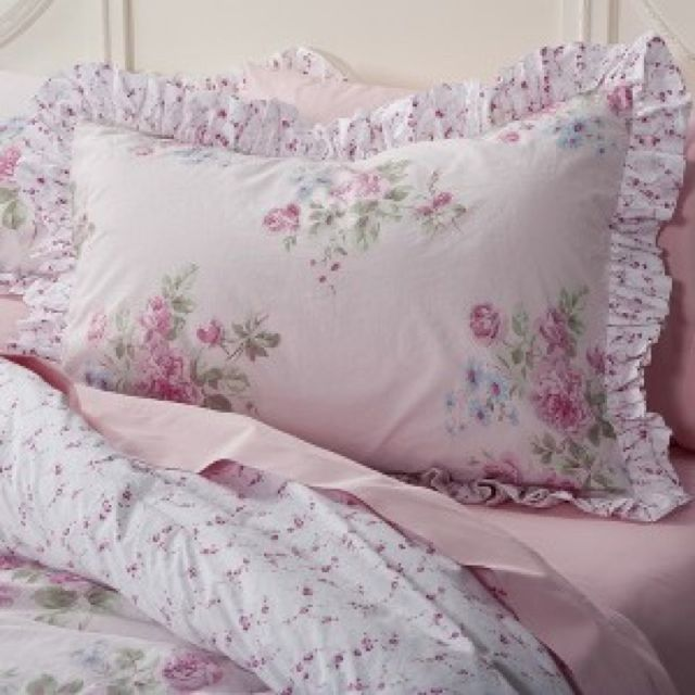 Simply Shabby Chic Misty Rose Full Queen 3 Pc Comforter Set Shabby Chic Bedding Shabby Chic Bedrooms Chic Bedding