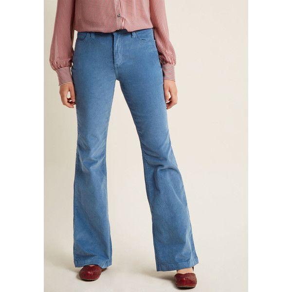 wrangler corduroy broeken