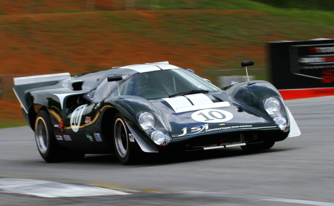 James Cullen, 68 Lola T70 Mk lllb Motorsport, Classic, Photo