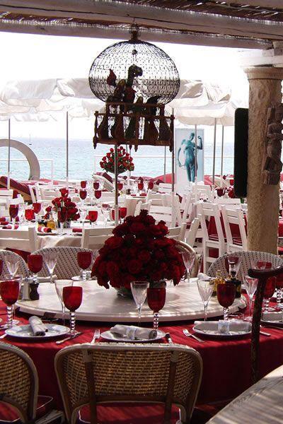 Voile Rouge St Tropez