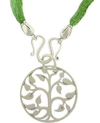 Silver tree pendant makes a graceful centerpiece for any necklace silver tree pendant makes a graceful centerpiece for any necklace shop now at nina desings audiocablefo