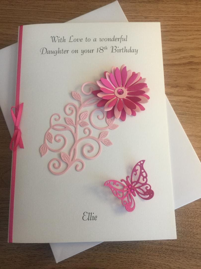 Personalised Boxed Birthday Card Any Age 16th 18th 21st 30th Etsy Birthday Cards 40th Birthday Cards Cards
