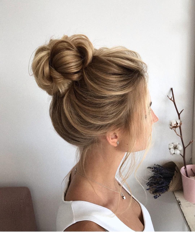 Flixy Hair On Instagram A Perfect Princess Bun Hair Styles Work Hairstyles Medium Hair Styles