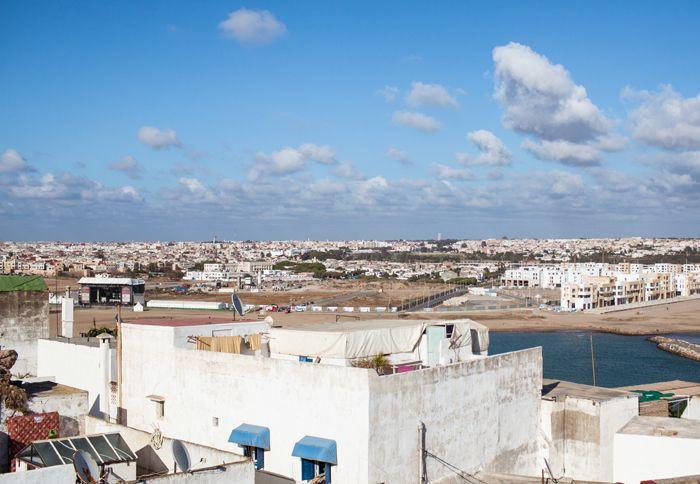 Song of Style: Blue City - Rues de la Kasbah des Oudaias